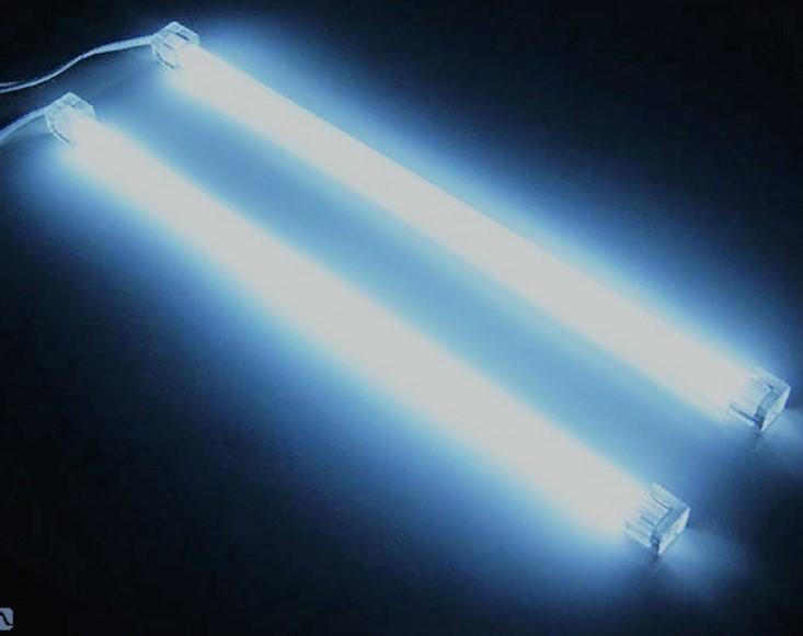 изображение люминесцентной лампы