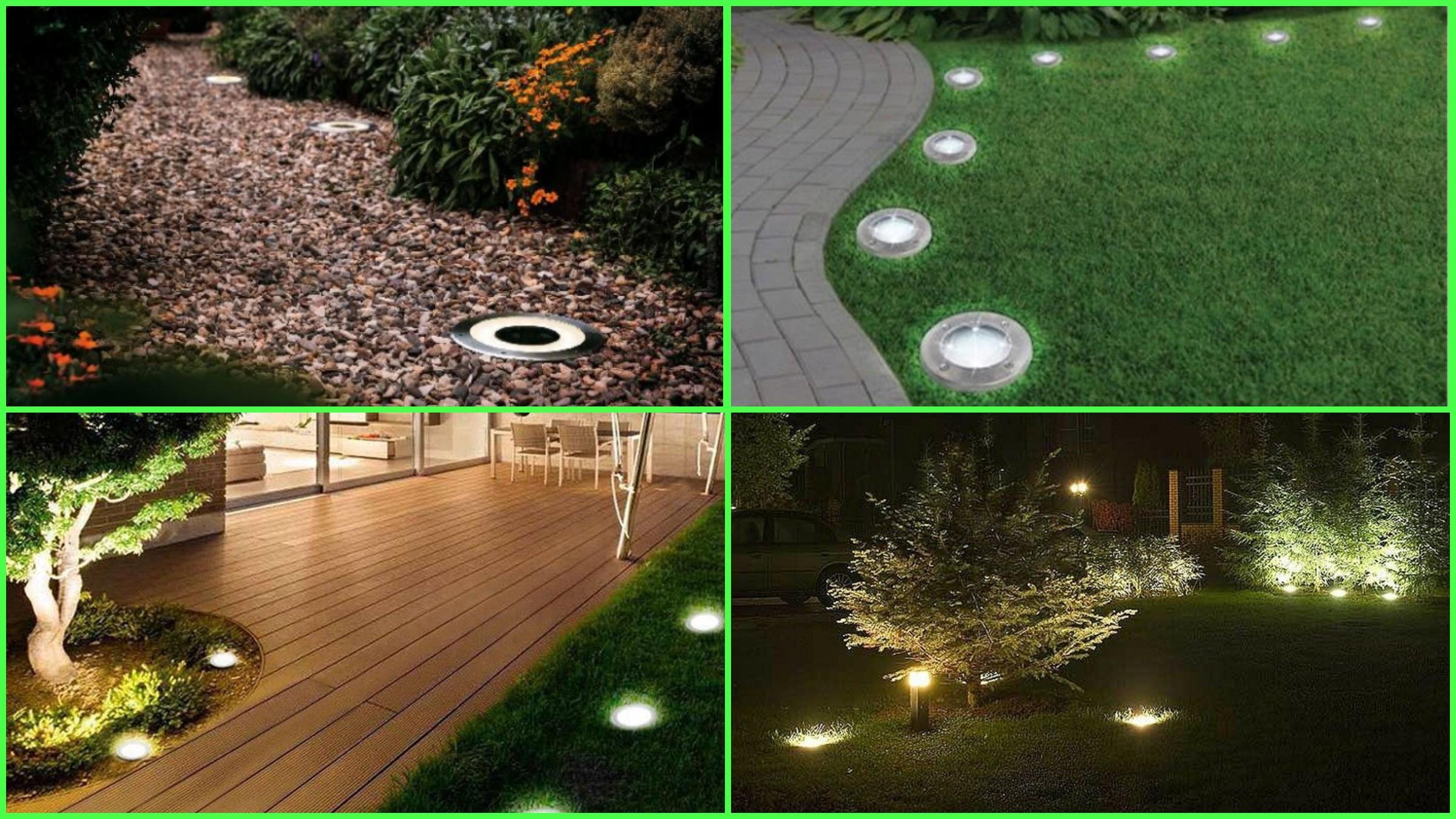 изображение грунтовых светильников
