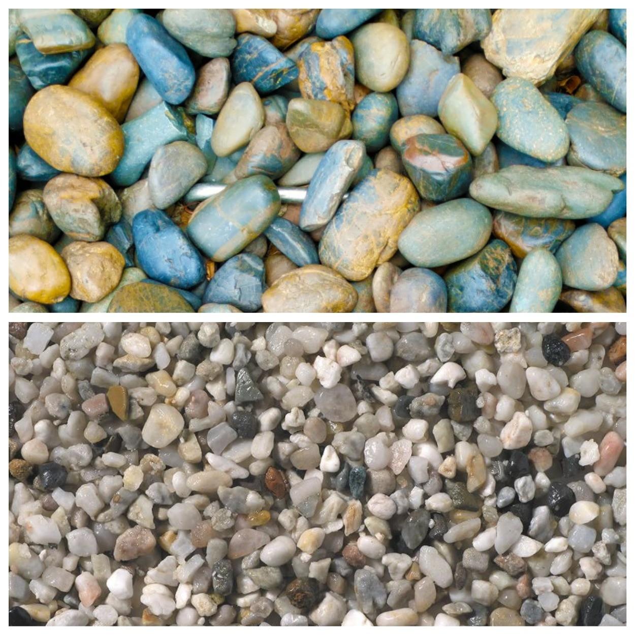 изображение морского и аквариумного камня