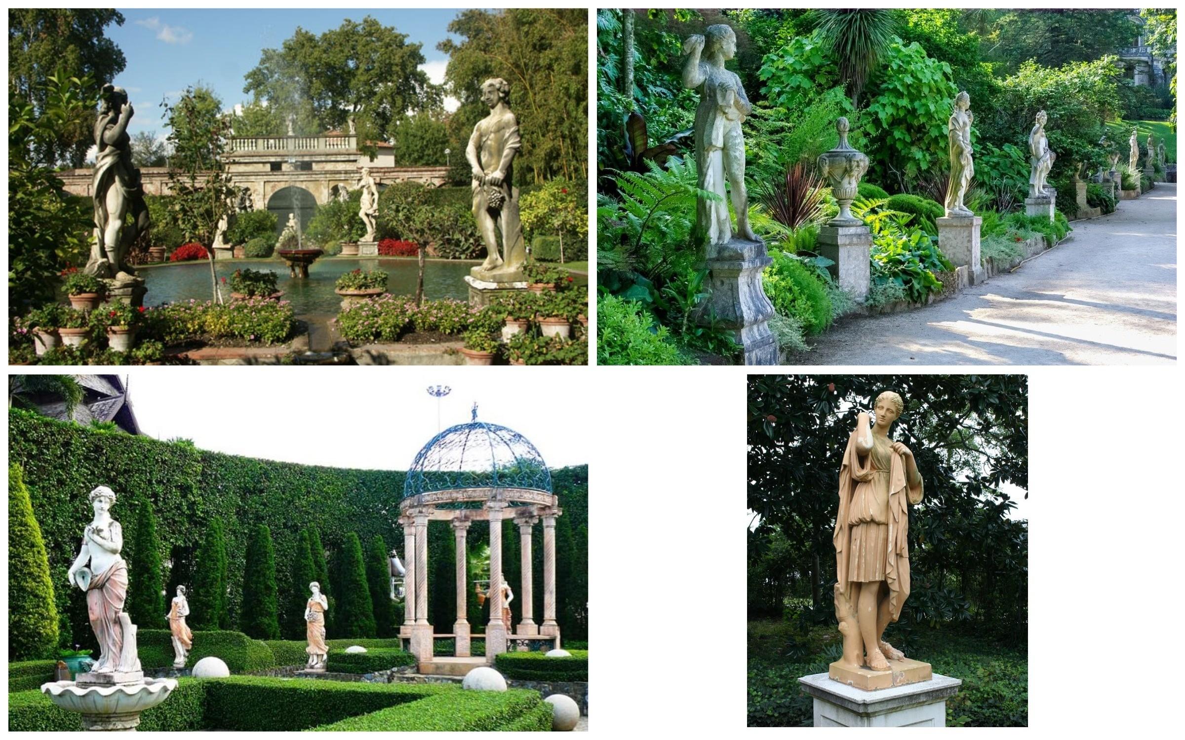 изображение скульптур древней греции