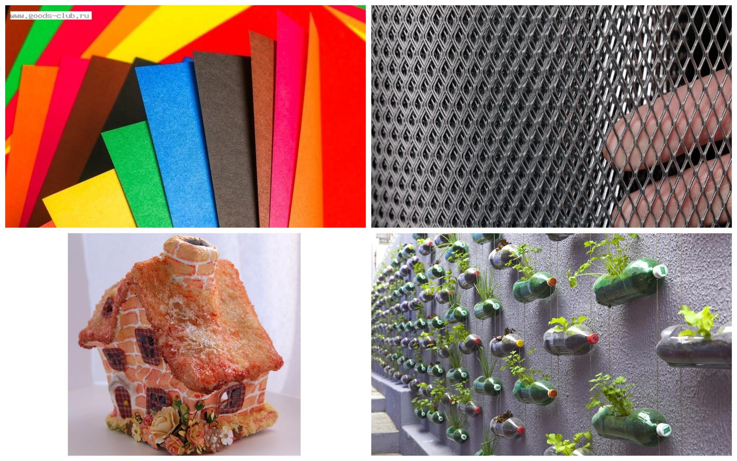 изображение использования бытовых принадлежностей в ландшафтном дизайне