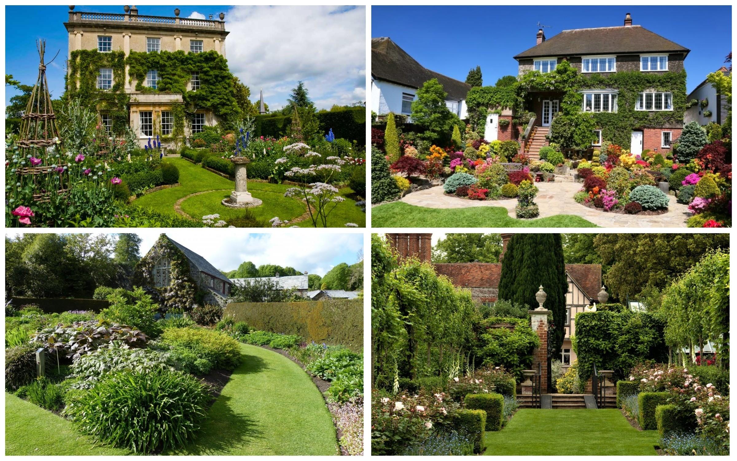 изображение английский сад