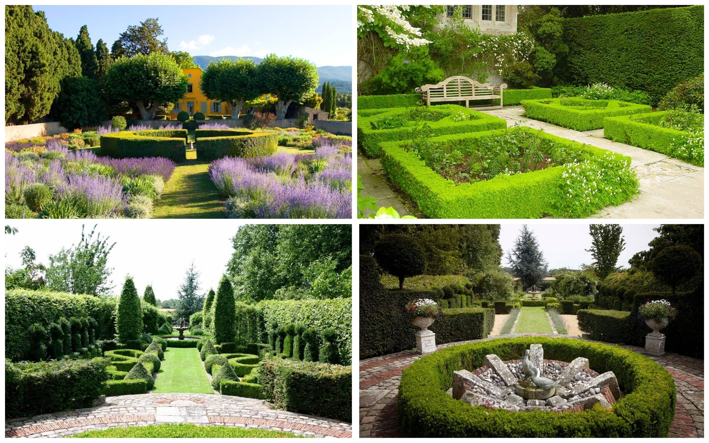 изображение французский сад