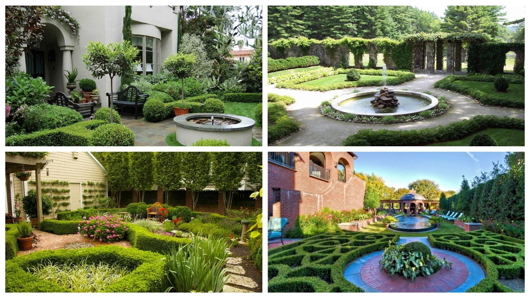 фото экологический сад